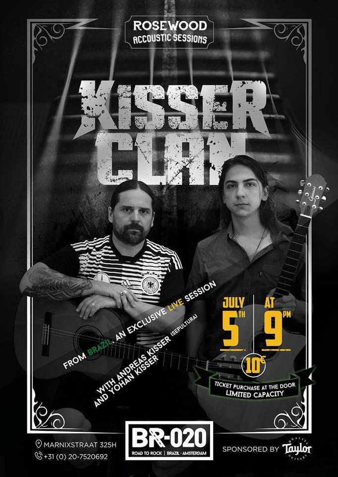 BR020 Kisser Clan